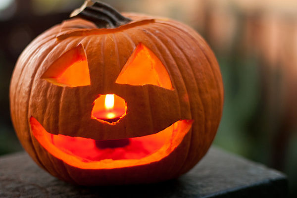 halloween paises