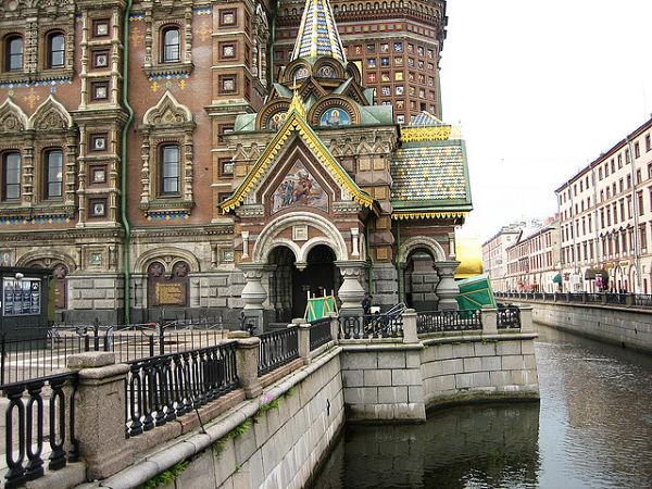 iglesia salvador sangre derramada canal griboyedova