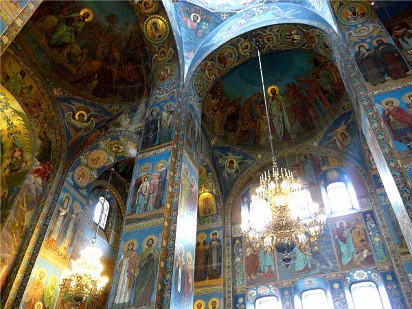 iglesia salvador sangre derramada mosaico
