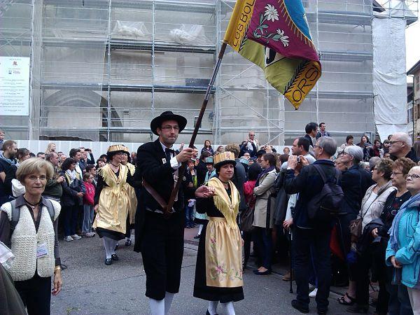 le retour des alpages Annecy pastores
