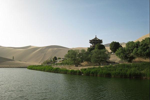 lago Crescent China