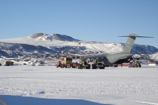 pistas aterrizaje más peligrosas mundo McMurdo
