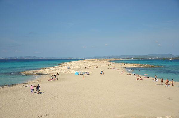 viaje a Formentera