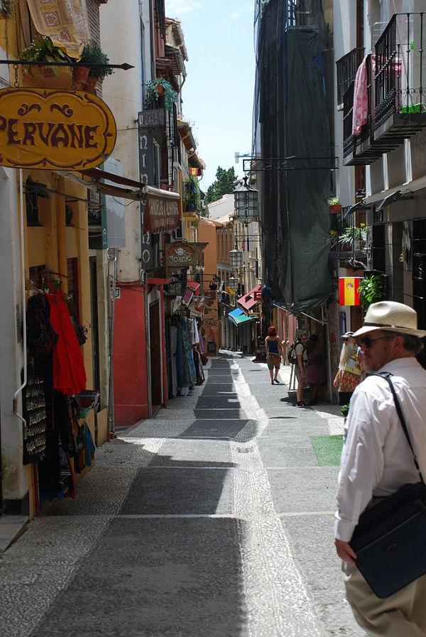 albaicin calles