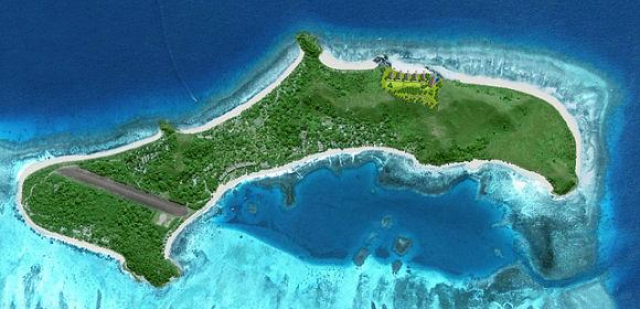 Whale Island
