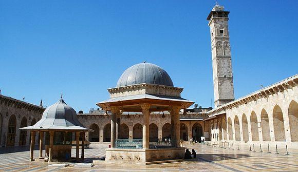 Mezquita de Aleppo