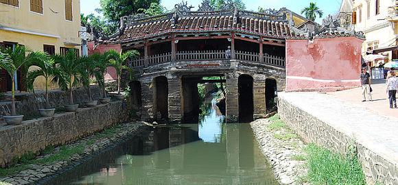 Puente Cubierto Japonés