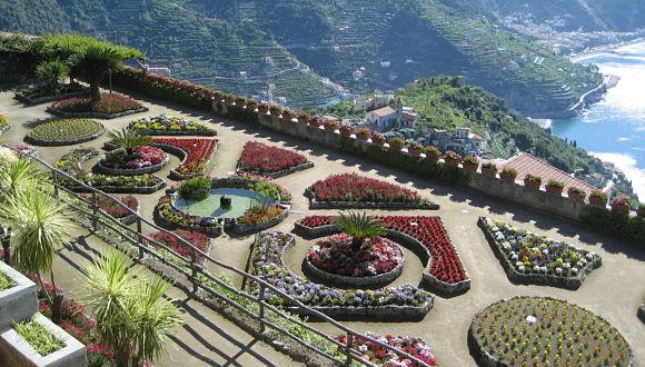 Jardín de Villa Rufolo