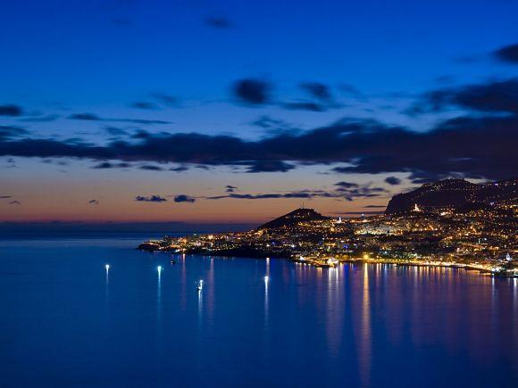 Bahía de Funchal