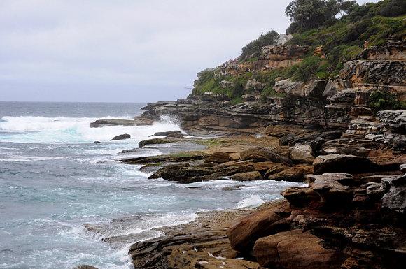 El paseo por Bondi Beach es una buena manera de disfrutar de la costa de Sidney