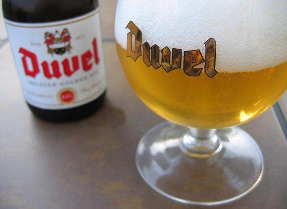 Duvel Moortgat, cerveza belga para degustar