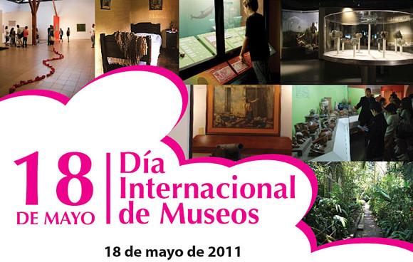 El Día Internacional de los Museos se celebra cada 18 de mayo