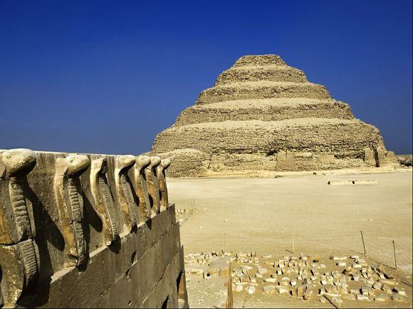 17 nuevas pirámides han sido encontradas en la localidad de Saqqara