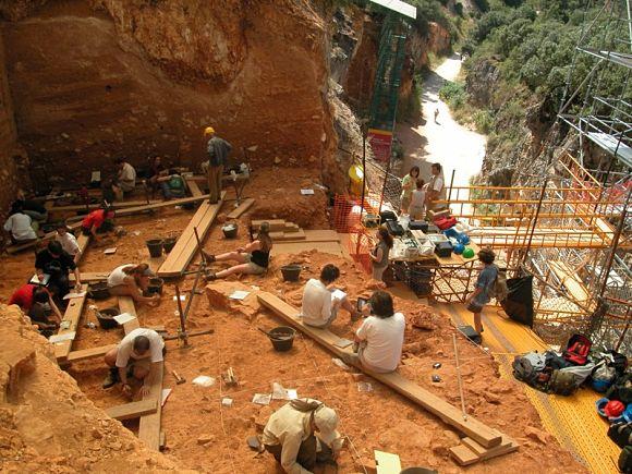 El Yacimiento de Atapuerca es uno de los más importantes de España y del mundo