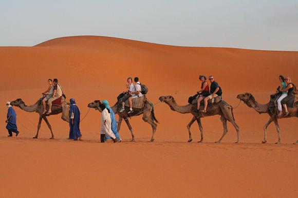 Marruecos puede ser un destino inolvidable para aquellos a los que les guste conocer otras culturas