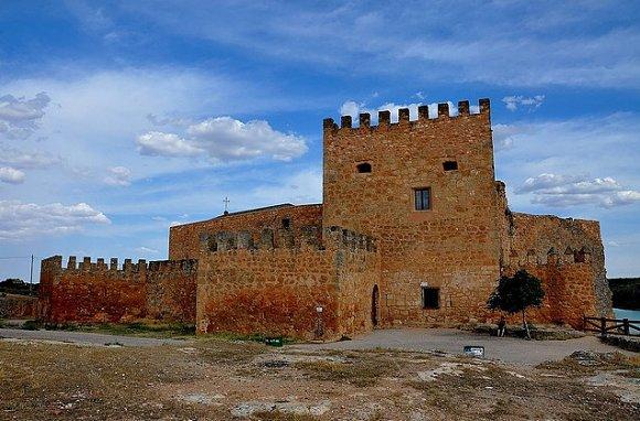 Castillo de Peñarroya en Lagunas de Ruidera