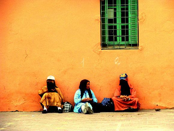 En Marruecos, el viajero tendrá que cambiar su estructura mental puesto que hay enormes diferencias entre nuestras costumbres y las suyas