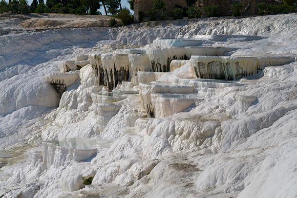 Pamukkale, el castillo de algodón de Turquía