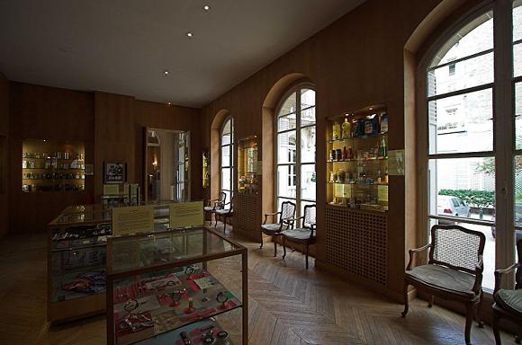 Una de las salas del Museo de la Falsificación