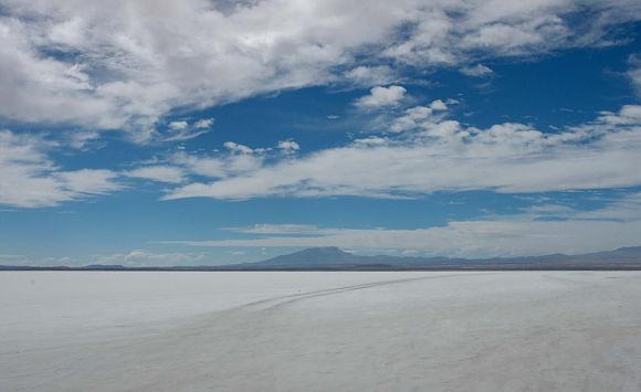 Fotografía del Salar de Uyuni, Bolivia