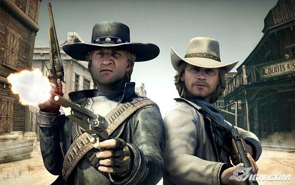 Imagen de Call of Juarez, el videojuego que ha levantado ampollas en México