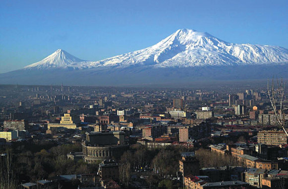 capital de armenia Yerevan
