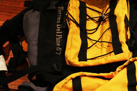 Una mochila grande, en este caso de 67 litros, idónea para InterRail