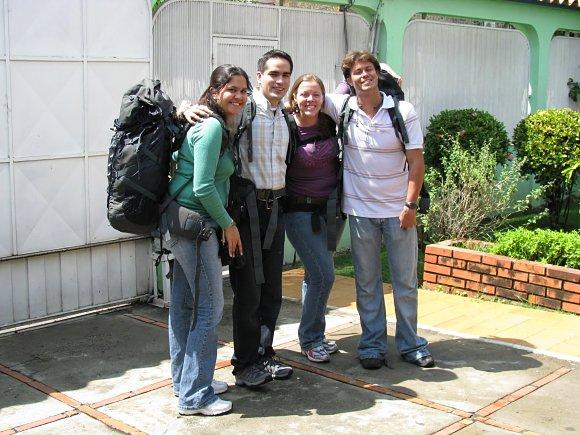 Viajando en InterRail se hacen muchas nuevas amistades