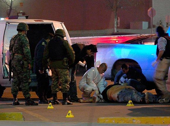 La violencia y delincuencia en algunos casos de México es muy elevada