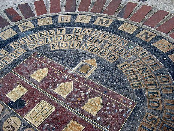 La Escuela Latina de Boston es la escuela pública más antigua de Estados Unidos