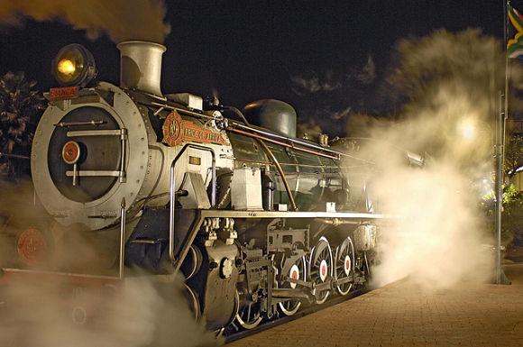 El tren Rovos Rail recorre, lleno de lujo, gran parte del sur de África