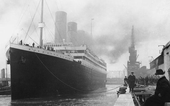 Cuando el Titanic partía desde Belfast, sus ciudadanos lo despedían con orgullo y alegría