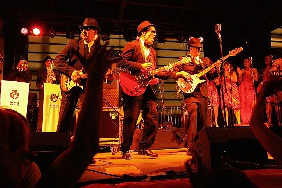 El grupo Gregario de Luxe actuará este año el 9 de julio en Jazzfermin