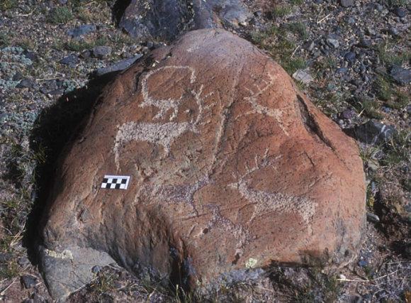 Los petroglifos de Altái mongol se han incluido en la lista del Patrimonio Mundial de la UNESCO
