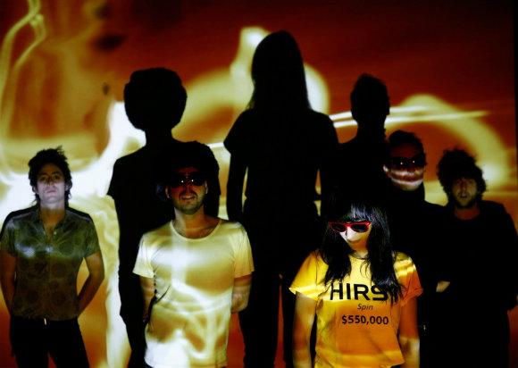 El grupo pamplonés El columpio asesino asistirá al Santander Music 2011