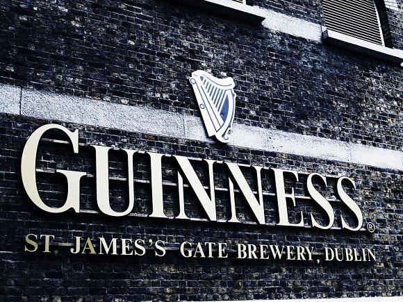 La Guinness Storehouse es una de las atracciones principales de Dublín