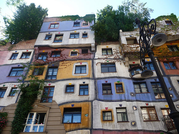 Hundertwasserhaus Viena