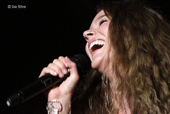La cantante británica Joss Stone fue la encargada de inaugurar con su música el Festival de los Oceános en su edición de 2011