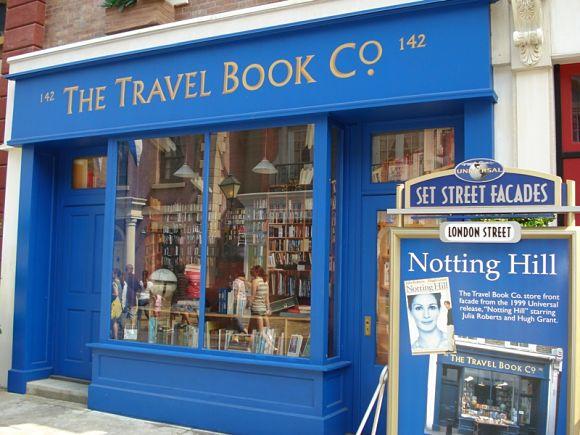 Librería Notting Hill