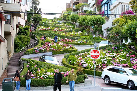 Lombard Street este