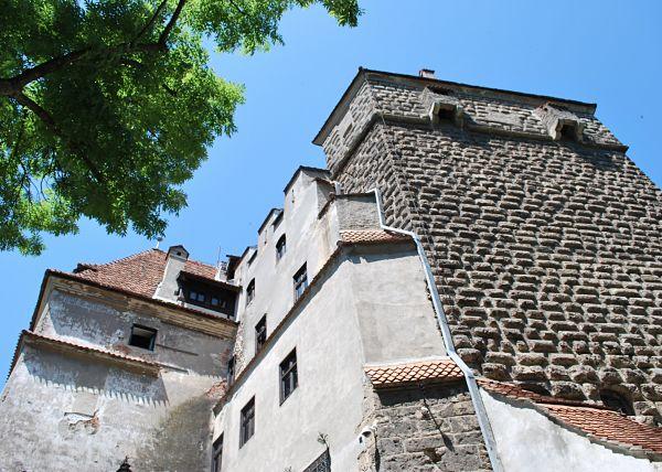 castillo bran historia