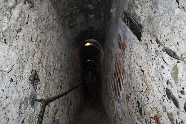 castillo bran pasadizos