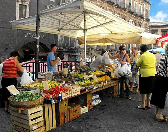 Pescheria Fiera Catania