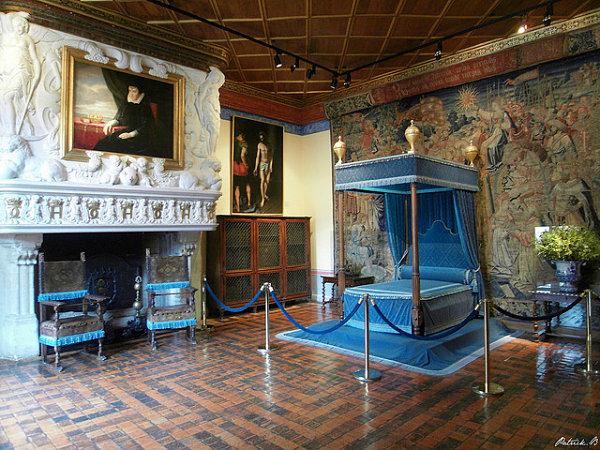 Castillo de Chenonceau Diana Poitiers