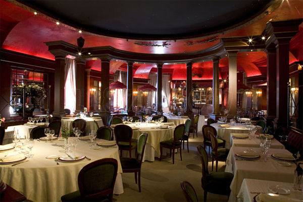 Teatro Real-restaurante