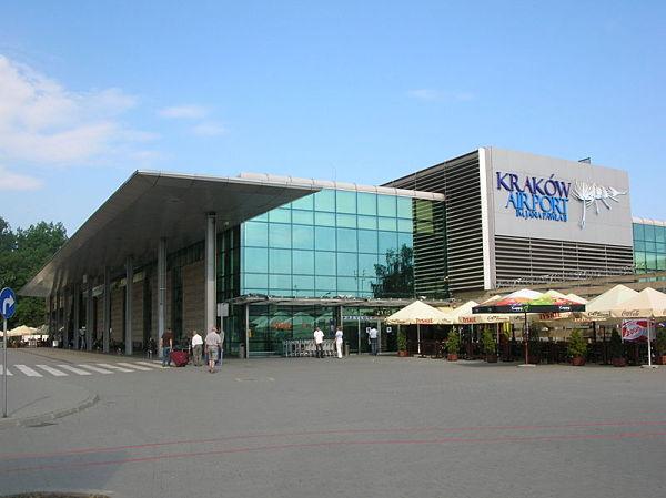 Aeropuerto Cracovia