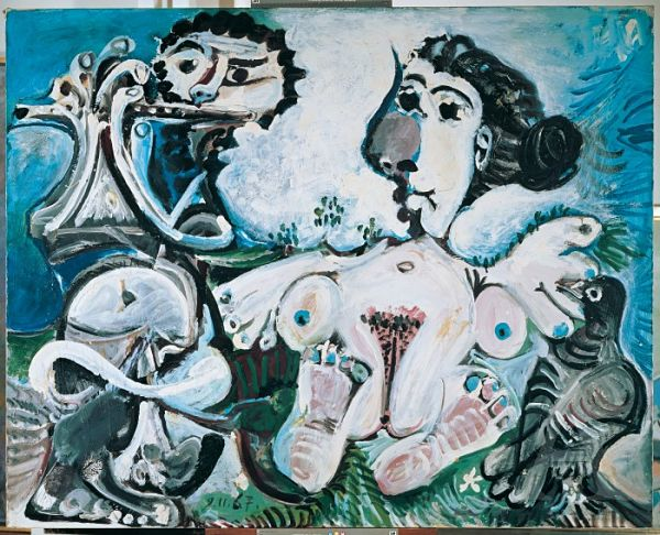 Albertina museo Viena Picasso