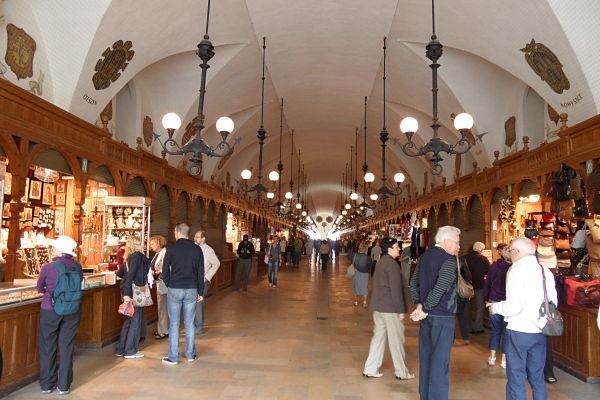 Mercado Paños Cracovia