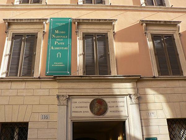 museo pasta roma