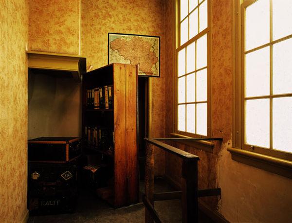 casa Ana Frank libreria